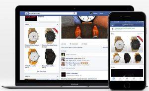 Tienda Shopify en Facebook